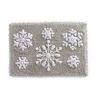 St. Nicholas Square® Ensembles Snowflakes Bath Rug