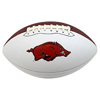 Baden Arkansas Razorbacks Official Autograph Football