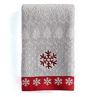 St. Nicholas Square® Ensembles Fairisle Fingertip Towel