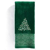 St. Nicholas Square® Ensembles Fancy Tree Hand Towel