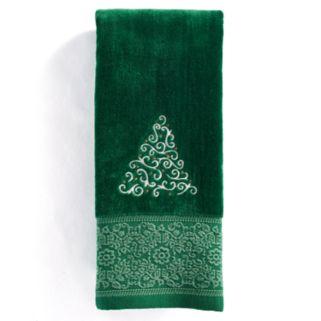 St. Nicholas Square® Fancy Tree Hand Towel