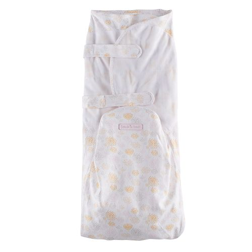 Baby Girl HALO SwaddleSure Floral Adjustable Swaddle