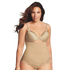 Plus Size Maidenform Shapewear Curvy Firm High-Waist Shaping Brief DM1023