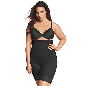 bf84910c07d Sale.  37.80. Regular.  54.00. Plus Size Maidenform Shapewear Curvy Firm  High-Waist Thigh Slimmer DM1024