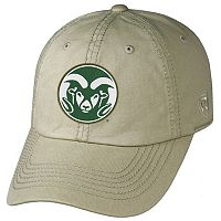 Adult Top of the World Colorado State Rams Crew Adjustable Cap