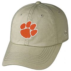 Adult Top of the World Clemson Tigers Crew Adjustable Cap