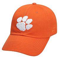Adult Top of the World Clemson Tigers Crew Adjustable Cap