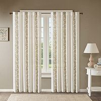 Madison Park Ayla Botanical Window Curtain