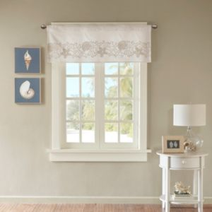Madison Park Nami Coastal Valance