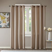 Madison Park Essentials 2-pack Elias Jacquard Curtain