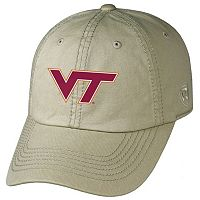 Adult Top of the World Virginia Tech Hokies Crew Adjustable Cap