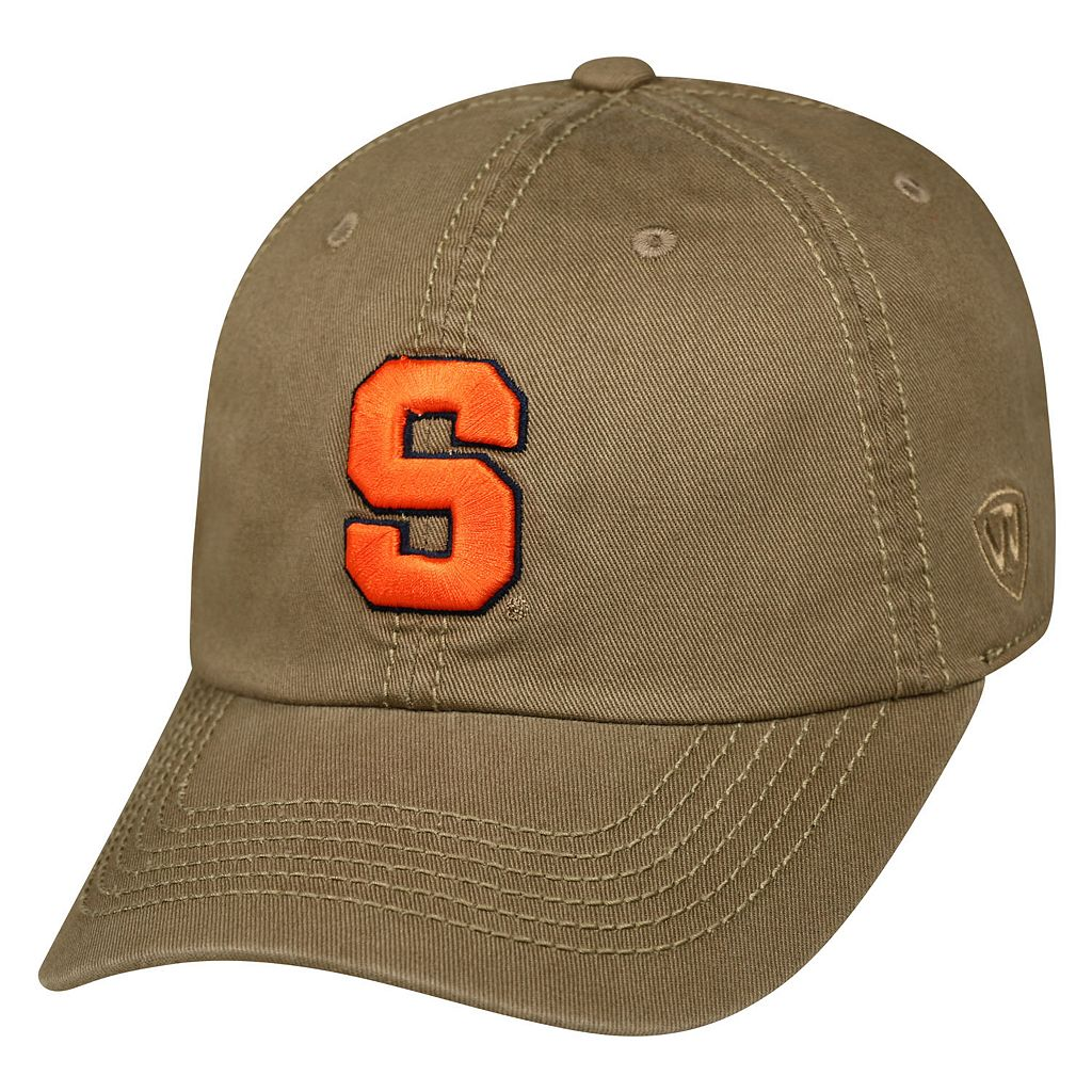 Adult Top of the World Syracuse Orange Crew Adjustable Cap