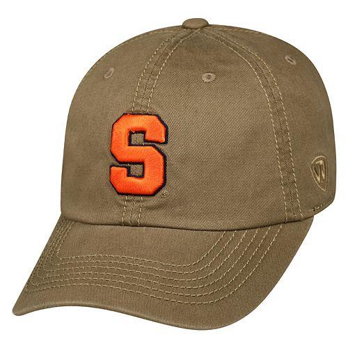 Adult Top of the World Syracuse Orange Crew Adjustable Cap