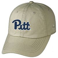 Adult Top of the World Pitt Panthers Crew Adjustable Cap