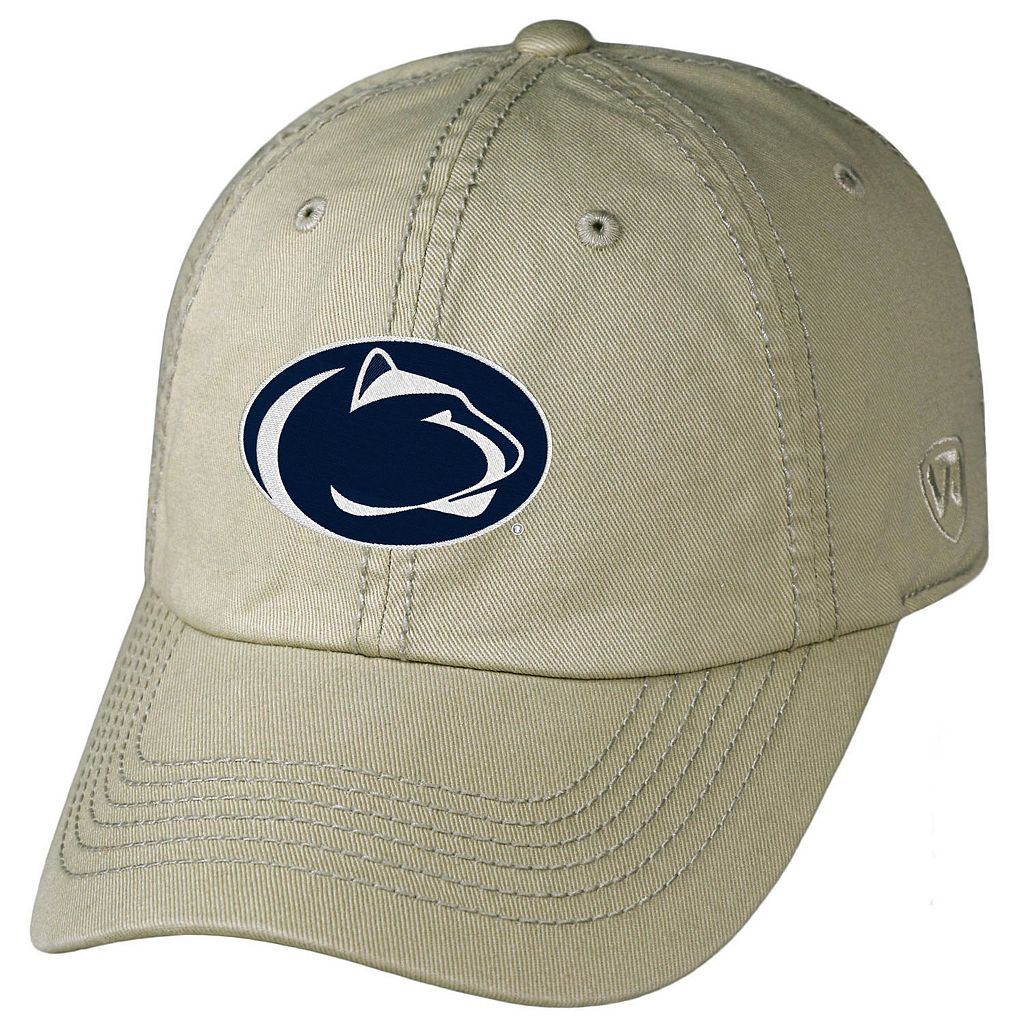 Adult Top of the World Penn State Nittany Lions Crew Adjustable Cap