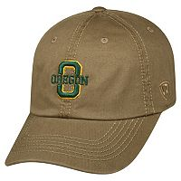 Adult Top of the World Oregon Ducks Crew Adjustable Cap