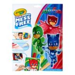 Crayola Mess-Free Color Wonder PJ Masks Activity Set