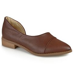 Journee Collection Laken Women's D'Orsay Flats