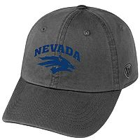 Adult Top of the World Nevada Wolf Pack Crew Adjustable Cap
