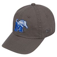 Adult Top of the World Memphis Tigers Crew Adjustable Cap
