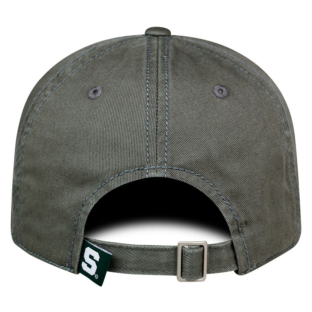 Adult Top of the World Michigan State Spartans Crew Adjustable Cap
