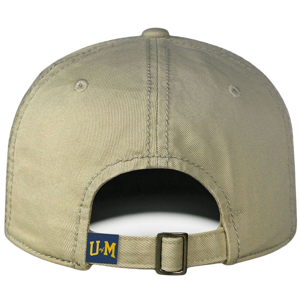 Adult Top of the World Michigan Wolverines Crew Adjustable Cap