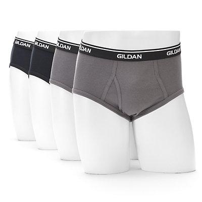 Men's Gildan 4-pack Platinum Cool Spire Boxers