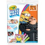 Crayola Mess-Free Color Wonder Despicable Me Activity Set