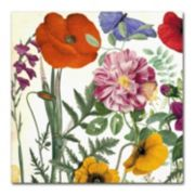 Trademark Fine Art Printemps II Canvas Wall Art