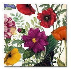 Trademark Fine Art Printemps III Canvas Wall Art