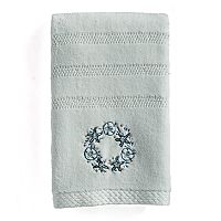 St. Nicholas Square® Coastal Fingertip Towel