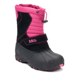 Totes Jojo Toddler Girls' Winter Boots