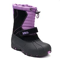 Totes Jojo Toddler Girls' Winter Boots