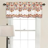 Half Moon Clara Room Darkening Window Valance