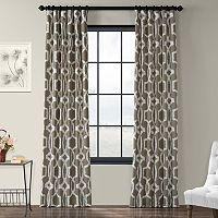 EFF Lyons Printed Window Curtain