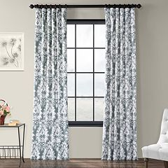 EFF Lacuna Printed Window Curtain
