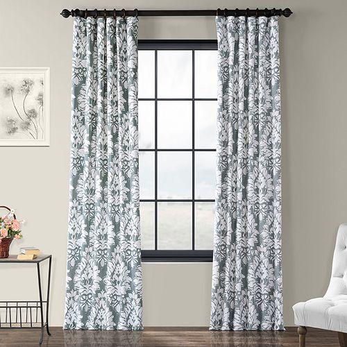 EFF Lacuna Printed Window Curtain