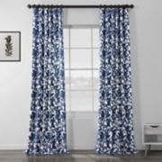 EFF Fleur Printed Window Curtain