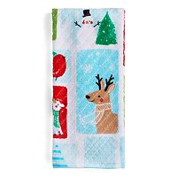 St. Nicholas Square® Snow Friends Hand Towel