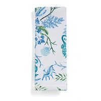 Destinations Pearl Seaweed Print Hand Towel