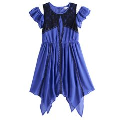 Girls Blue Kids Dresses, Clothing | Kohl's