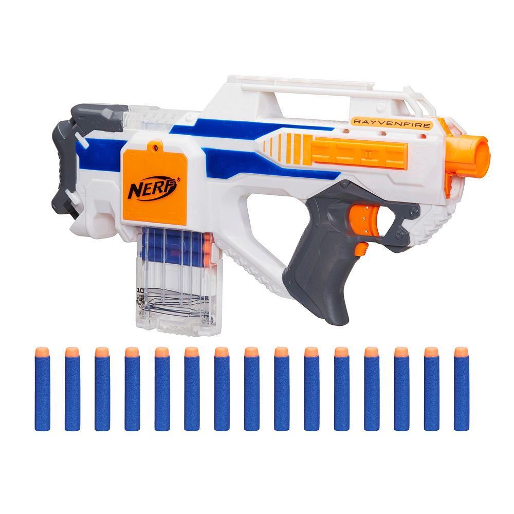 Nerf Elite XD Alpha Trooper CS-6 Mission Kit Kohl's Exclusive