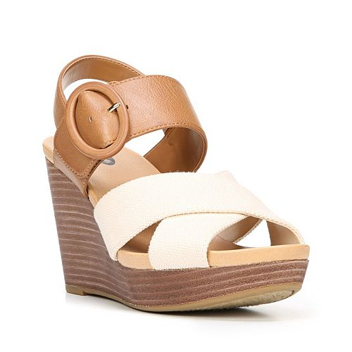 86bc8388898ab Dr. Scholl's Modest Women's Wedge Sandals