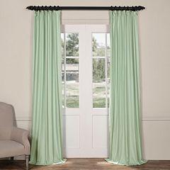EFF 1-Panel Coastal Window Curtain