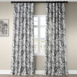 EFF 1-Panel Edina Printed Window Curtain