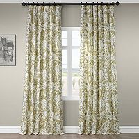EFF Edina Printed Window Curtain