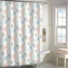 Destinations Beachcomber Shower Curtain