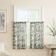 Waverly Charmed Life Tier Curtain Pair