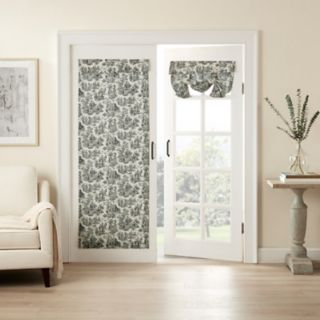 Waverly Charmed 1-Panel Life French Door Panel