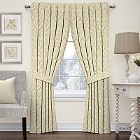 Waverly Donnington Damask Curtain